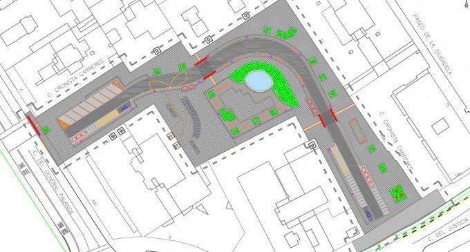 Aprovat el projecte de reurbanització del carrer Cronista Carreres