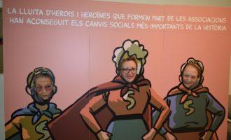 Exposició a Sedaví de SOMOS SÚPER- HISTÒRIES DE SUPERACIÓ