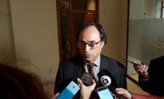 """Soler donarà a conéixer el PEF en Les Corts el 15 d'octubre: """"Està treballat amb els consellers, no hi haurà sorpreses"""""""