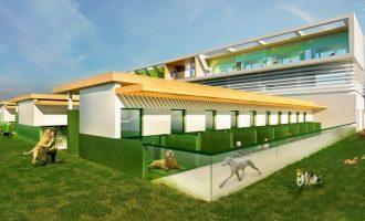 Així serà el nou centre per a animals abandonats del nord de València
