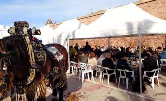 Las fiestas del Bou de Sant Antoni cumplen once años con actos para todos los públicos