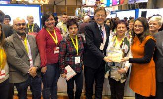 Puçol no falla a su cita con FITUR para convertirse en destino turístico