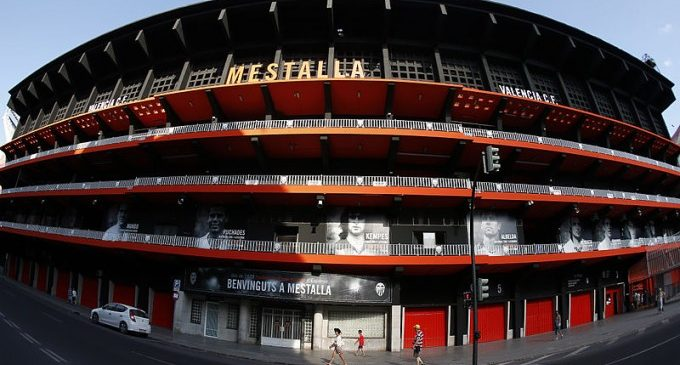 El Valencia CF retira la exclusividad a ADU en la venta de los terrenos de Mestalla