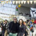 El Palau de la Música s'ompli de música, teatre i jocs en el festival 'Feretes i cançonetes'