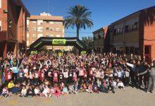 El CEIP La Fila d'Alfafar organitza amb èxit la seua primera marató escolar