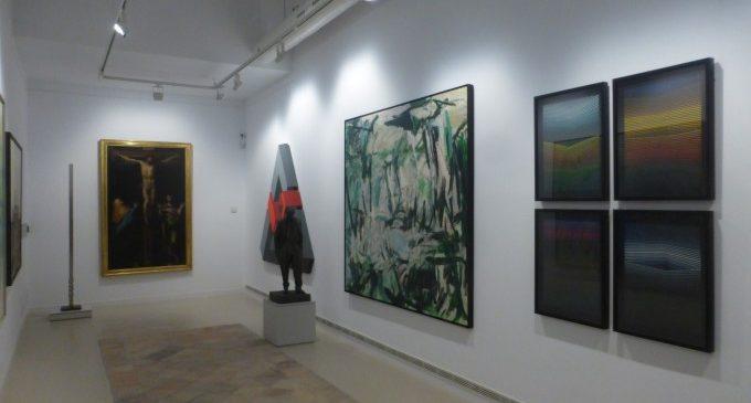 'Memòria de la Modernitat' ofereix un diàleg amb una de les obres més destacades de Ribalta