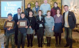 La Vetlada Literària de Sant Pere referma el compromís del Puig amb la literatura