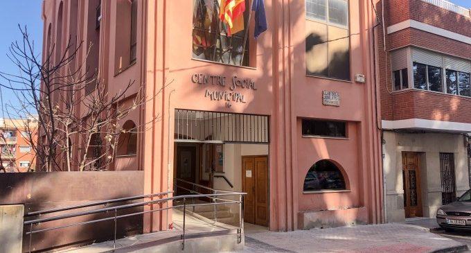 Picassent porta a terme obres d'accessibilitat i adequació al Centre Social de Carles Albors