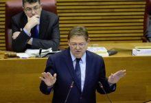 El 10N, el pla d'ajust i les arques de la Generalitat, en la primera sessió de control a Puig de la legislatura