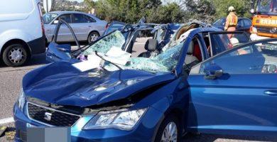 Els valencians que moren en les carreteres