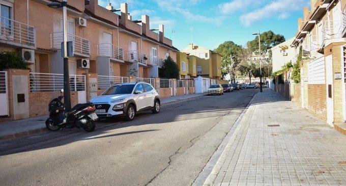 Alfafar es reivindica com a ciutat més moderna i accessible amb una nova inversió