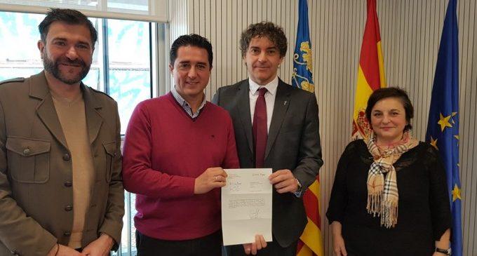 Turisme Comunitat Valenciana dóna suport a la candidatura de Llíria a Ciutat Creativa de la Música per la Unesco
