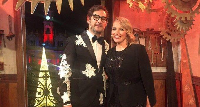 Eugeni Alemany i Carolina Ferre donen la campanada en À Punt amb un 6,4% d'audiència