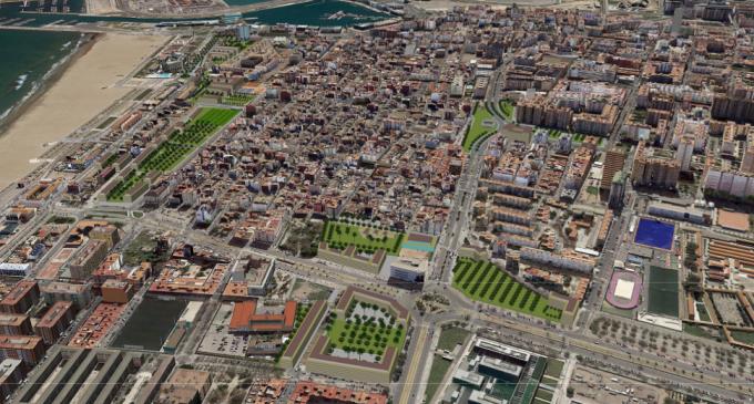Sarrià aborda amb el veïnat les propostes municipals per al PEC del Cabanyal