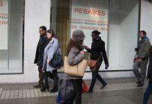 La Policia de la Generalitat incrementa un 30% el control d'aforaments en les àrees comercials durant el primer cap de setmana de rebaixes