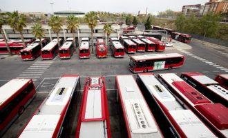 EMT saca a concurso un nuevo contrato de marquesinas