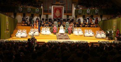 La Exaltación de la Fallera Mayor de València 2020 en directo