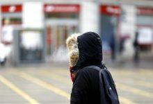 L'entrada d'una massa d'aire fred deixarà mínimes d'1 grau a València en la nit de Reis