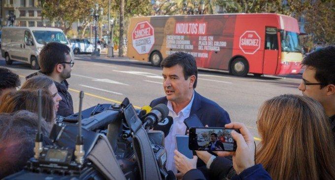 """Giner es presentarà a les primàries de Cs per a aspirar a l'Alcaldia de València: """"Seria un orgull"""""""