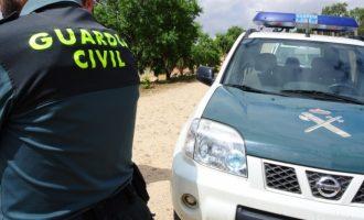 La Guàrdia Civil cerca a dos xiquets desapareguts a Godella