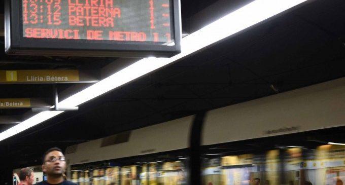 Febrer: continua la vaga de metro a València