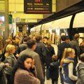 Intersindical desconvoca la huelga de metro los días 15, 16 y 17 de febrero, pero mantiene el resto de paros
