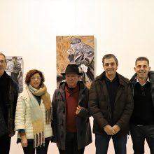 """Inauguración de """"Tradiciones"""" de Jaume Panera en Rafelbunyol"""