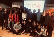 Isabel Martín presenta la seua candidatura a l'alcaldia de Paiporta davant 250 persones