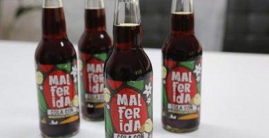 Malferida, el refresc valencià que competeix amb la Coca-cola