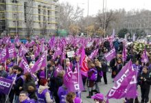 """Col·lectius feministes preparen una vaga del 8M amb perspectiva antiracista i """"accions per a anar més enllà"""" d'aquest dia"""