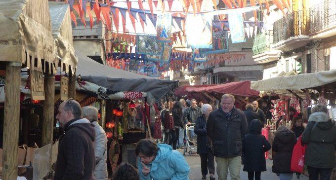 La XVII Fira de Sant Blai atraurà milers de visitants de la província a Albal