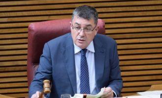 Enric Morera volverá a ser Presidente de Les Corts