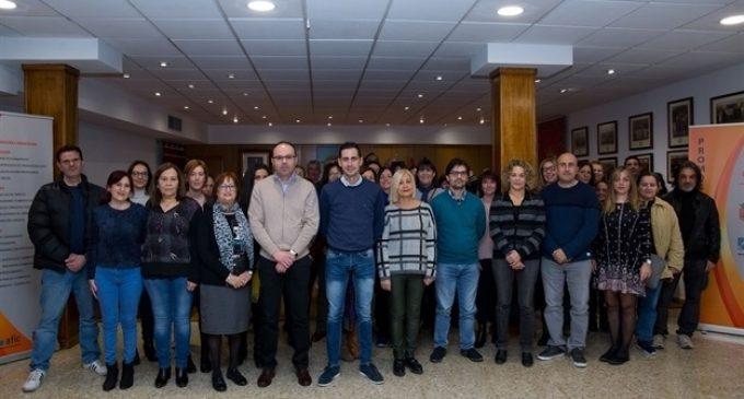 Mislata dóna la benvinguda a 42 nous empleats gràcies a subvencions de la Generalitat