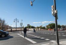 Entra en funcionamiento el nuevo paso de peatones en Pla de Saïdia