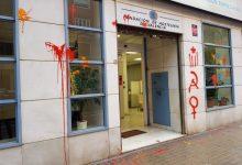 """FEHV denúncia pintades en la seua seu dirigides a """"danyar la imatge del turisme"""""""