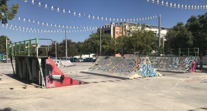 L'Ajuntament de Torrent renovarà la pista de skate de l'avinguda Reina Sofia