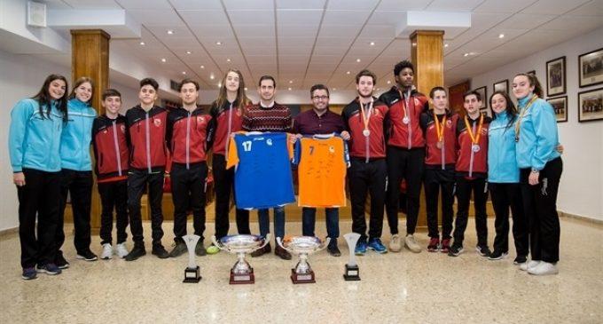El handbol de Mislata, part de l'èxit de la FBMCV en el Campionat d'Espanya