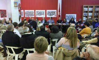 Jesús Ros es reuneix amb la societat civil per a sumar propostes al programa electoral