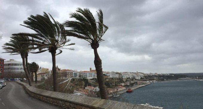 Alerta per forts vents entre 70 i 80 km a València aquest dimecres