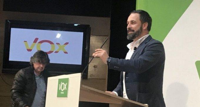 VOX diu que no donarà suport a partits que el menyspreen i que defensa el mateix que proposava Cs en violència de gènere