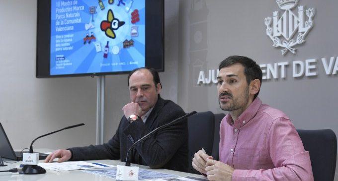 La VIII Mostra de Productes Parcs Naturals de la Comunitat Valenciana omplirà d'activitats la Plaça de l'Ajuntament