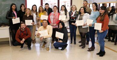 Este año, 11 alumnos han aprobado los cursos de la Escuela de Acogida de Inmigrantes