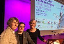 Bilbao segueix la Diputació de València amb el II Congrés Estatal 'Mujeres y Deporte'