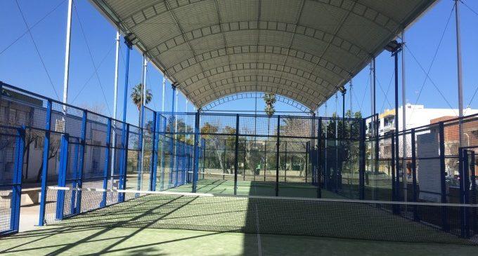 Sollana i El Romaní modernitzen les seues instal·lacions esportives amb ajuda de la Diputació