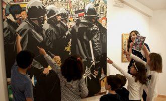 'Memòria de la modernitat' s'acomiada d'Ontinyent després de més de 7.000 visitants