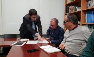 Quart de Poblet organiza un encuentro entre el aeropuerto de València y vecinos afectados por el ruido