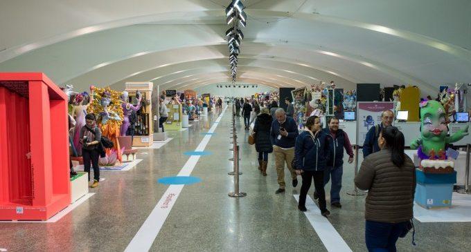 Exposició del Ninot 2020: quan pots anar a visitar-la