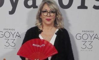 """Amparo Sánchez: """"On més realitzada me sent és en el cinema d'època"""""""