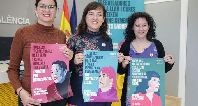 L'Ajuntament llança una campanya per a visibilitzar a les dones menys visibles
