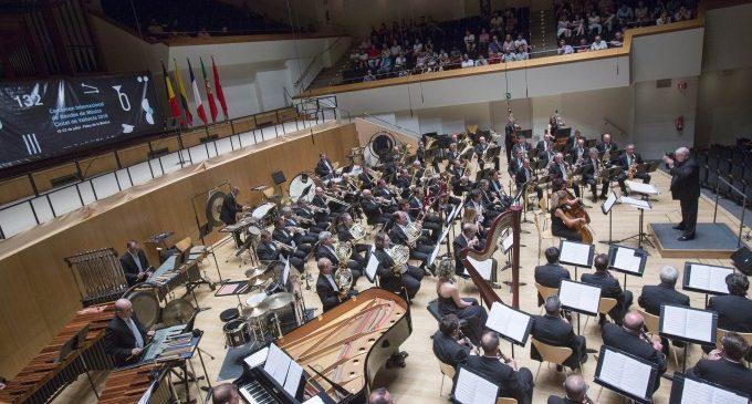 """17 societats musicals concursaran en la 133 Edición del CIBM """"Ciutat de València"""" 2019"""